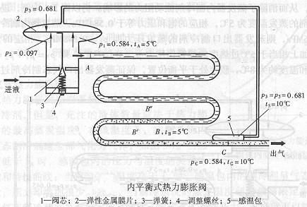 蛇形管结构简图