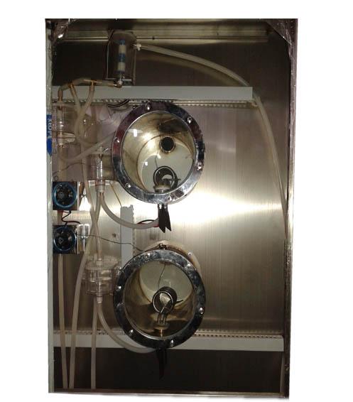 光伏接线盒独家用台式氙灯试验箱技术攻略